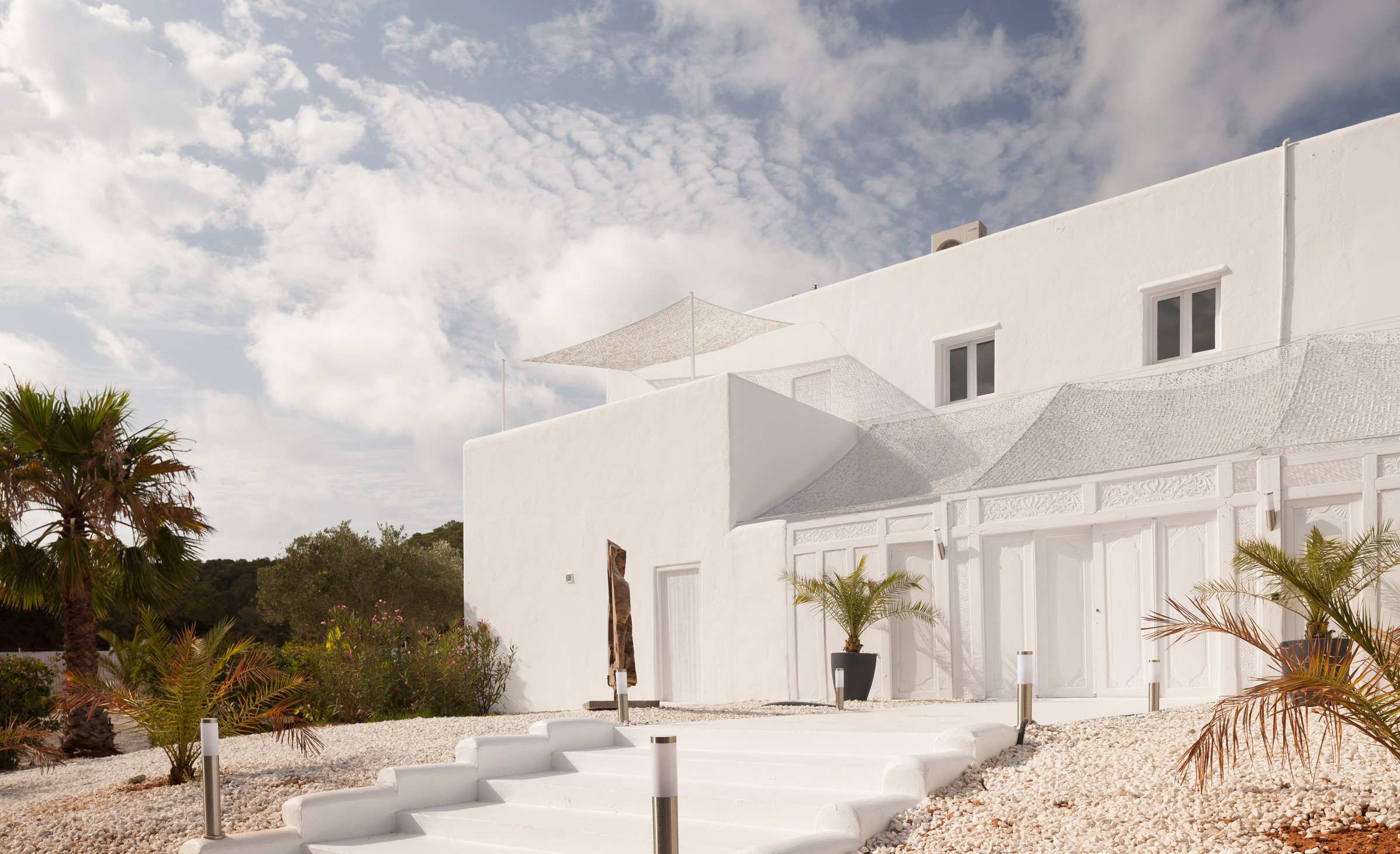 Exclusive Villa in Cala Jondal on Ibiza with amazing views